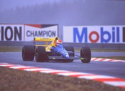 Johnny Herbert 1989 Belgian GP.jpg