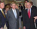 Johnny Isakson and Richard Burr tour the Augusta VA Medical Center with James Peake.jpg