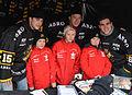 Jonathan Andersson (15), Marcus Jonsson (13), Ryan McKiernan (64) in 2015.jpg