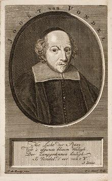 Joost Van Den Vondel Wikipedia
