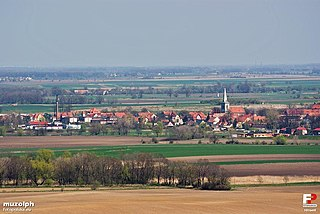 Jordanów Śląski Village in Lower Silesian, Poland