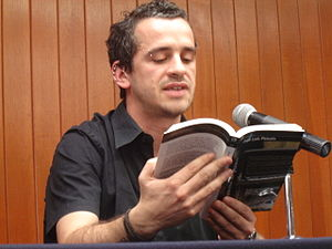 José Luís Peixoto - José Luís Peixoto in Universidad Nacional Autónoma de México - UNAMl