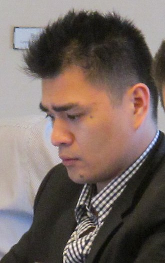 Jose Antonio Vargas - Vargas as a judge at the John S. and James L. Knight Foundation 2010 News Challenge