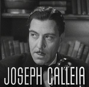 Joseph Calleia - Calleia in After the Thin Man (1936)