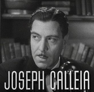 Joseph Calleia - Calleia in After the Thin Man (1936)