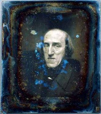Joseph Plateau - Joseph in 1843