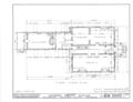 Joseph Price House, 1301 North Market Street, Wilmington, New Castle County, DE HABS DEL,2-WILM,15- (sheet 2 of 6).png