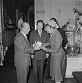 Josephine Baker in Amsterdam, Dollen Hotel, Bestanddeelnr 906-3508.jpg