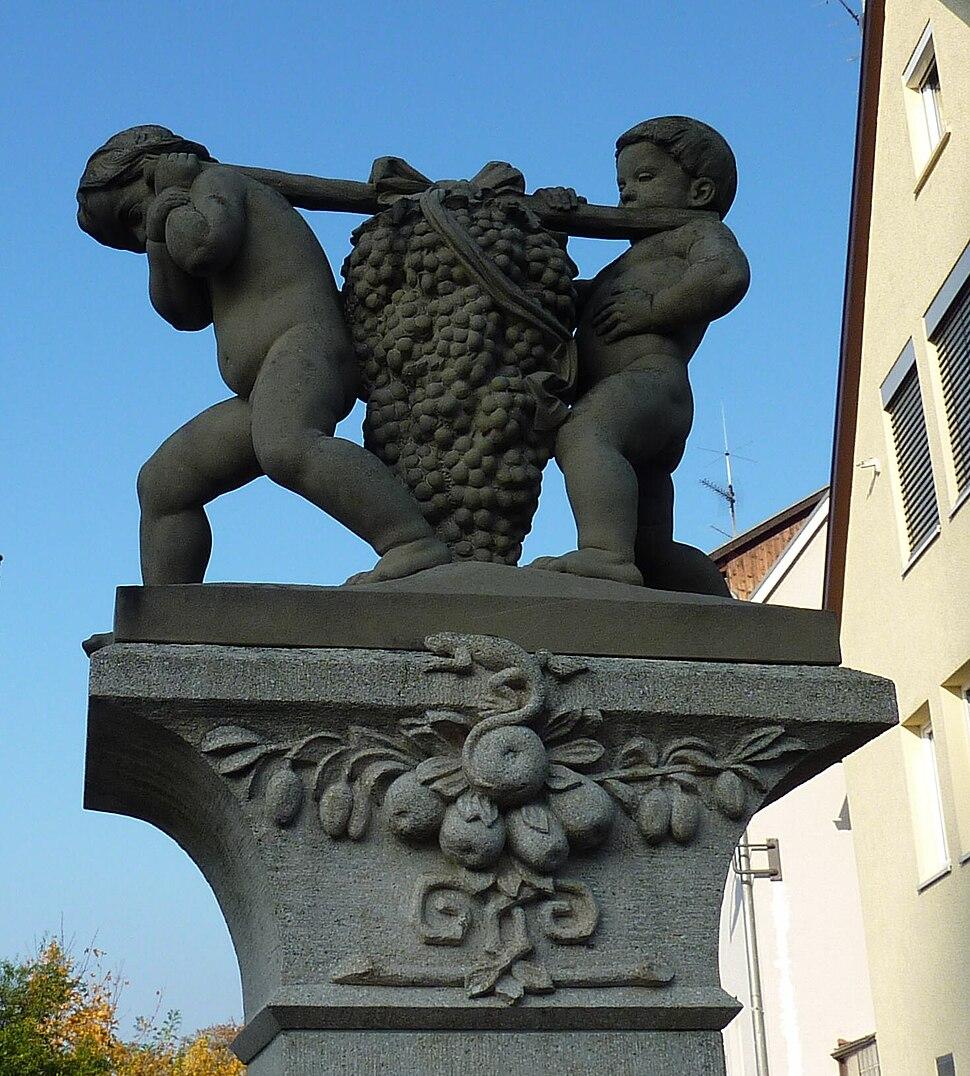 Josua-und-Kaleb-Brunnen 2
