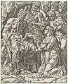Judit voor Holofernes Judit en Holofernes (serietitel), RP-P-OB-7311.jpg