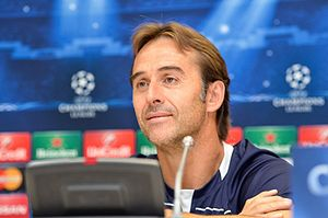 Julen Lopetegui - Lopetegui with Porto in 2014