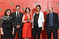 Julie Snyder and crew from This American Life at the 73rd Annual Peabody Awards.jpg