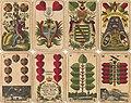 Julius Booch Werdau Sächsisches Einfachbild, Schwerterkarten mit Ansichten von Sehenswürdigkeiten.jpg