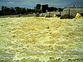June Flood Wave Alert Germany catastrophic breakdown Rhine Brisach France 2013 - Deutschland Magic Germany Photography 2013 Red Alert for The Rhine - Military Forces at Bavaria, Saxonia and Danube 2 MEZ - STOP RHINE - panoramio.jpg