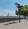 Köln, Skulptur -Solarvogel- -- 2014 -- 1816.jpg