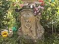 Kříž v Rudolticích u Sobotína v zahradě domu (Q72739144) 01.jpg