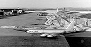 KC-135 at Westover AFB 1969