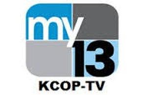 KCOP-TV - Image: KCOP2013