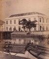 KITLV - 155224 - Buwalda, K. - Soerabaija - Residence Office in Surabaya - 1865.tif