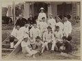 KITLV 53191 - Kassian Céphas - Staff of the sugar factory Bantool south of Yogyakarta - Around 1898.tif