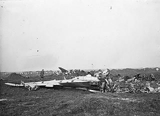 1946 KLM Douglas DC-3 Amsterdam accident 1946 aviation accident