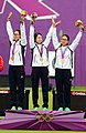 KOCIS Korea London Olympic Archery Womenteam 20 (7682348082).jpg