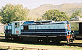 KSR Diesel Locomotive 148 at Kalka 05-02-12 12.jpeg
