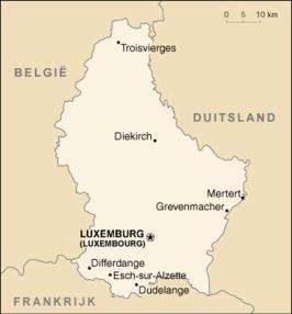Luxemburg Land Wikipedia