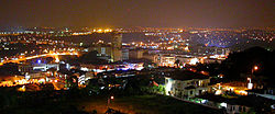 Skyline of Kajang
