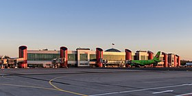 Image illustrative de l'article Aéroport Khrabrovo