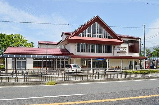 Kaminaka Station, ekisha-2