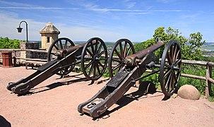 Kanonen. Burg Wartburg in Thüringen 2H1A9152WI.jpg