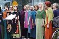 Kansanlaulukuoro Hytkyt - Keravapäivä 2013 Hytkyt C IMG 6970.JPG