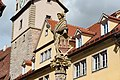Kapellenplatz, Brunnenfigur Rothenburg ob der Tauber 20180922 001.jpg