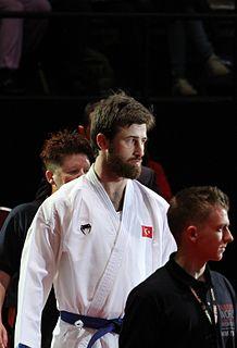 Enes Erkan Turkish karateka
