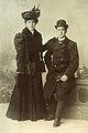 Karin & Johan Svensson c 1912.jpg