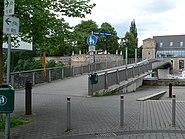 Karl-Branner-Brücke Kassel