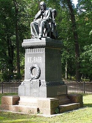 Karl Ernst von Baer - Image: Karl Ernst Von Baer