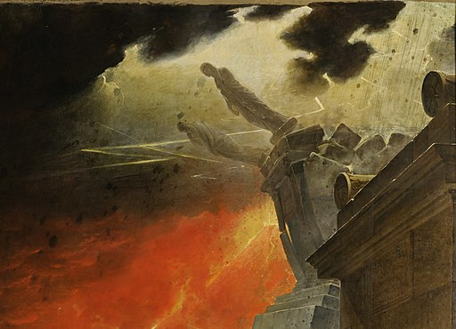 Karl Brullov - The Last Day of Pompeii - Google Art Project detail10