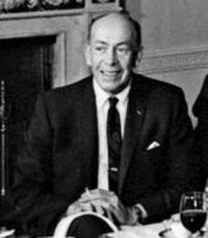Karl Rolvaag - Rolvaag in 1963