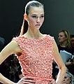 Karlie in Peach - Paris Haute Couture Spring-Summer 2012 (cropped).jpg