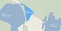 Karta kurgolovskogo ozera.jpg