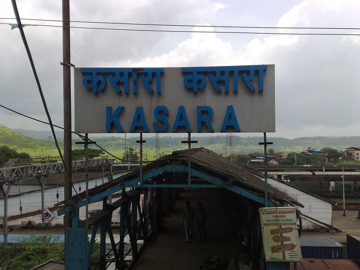 Kasara railway station - Wikipedia for Kasara Railway Station  34eri