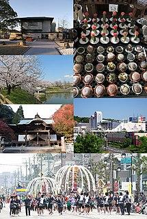Kasugai, Aichi Special city in Chūbu, Japan