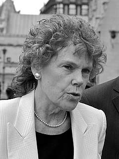 Kate Hoey Labour politician from Northern Ireland