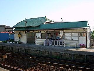 Kazusa-Murakami Station Railway station in Ichihara, Chiba Prefecture, Japan