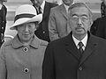 Keizer Hirohito en Keizerin Nagako in Nederland (1971).jpg