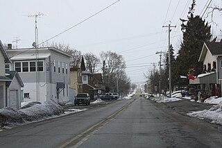Kekoskee, Wisconsin Village in Wisconsin, United States