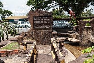 Keningau - The Keningau Oath Stone