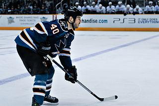 Kent Huskins Canadian ice hockey player